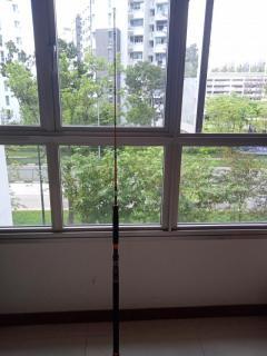 Atc vanguard overhead rod