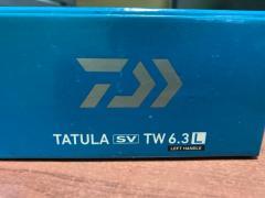 Daiwa tatula Sv TW
