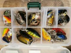 Asst lures for sale