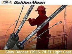 Golden Mean Slow Dancer II SLS -74-II Light Cast - Mint Condition