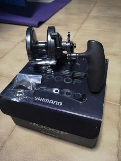 Shimano Ocea Jigger 4000P
