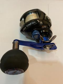 WTS: ABU Revo Toro NaCl 50HS right