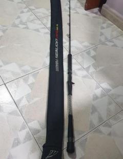 Maxel Sealion Rod n Daiwa Lexa Reel