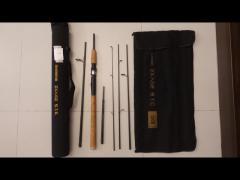 Shimano STC travel rod