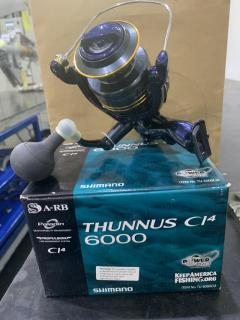 Shimano Thunnus CI4 6000