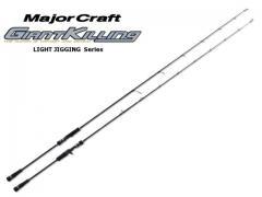 WTB majocraft Giant Killing light jigging rod - BC