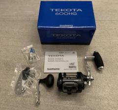 2018 Model Shimano Tekota A 600HG