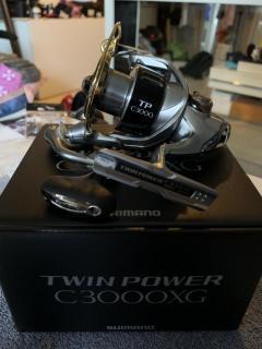 BNIB 15' Shimano TwinPower C3000XG