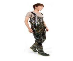Unisex Camo Fishing Wetsuit = $55