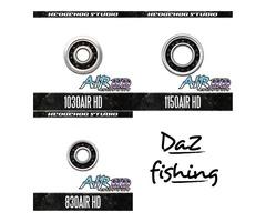 Baitcasting Reel Spool bearing Upgrade