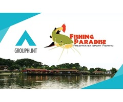 Fishing Paradise 10 Hour Package (33% OFF)