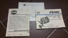 Penn GTI 321LH Star Drag Left Hand