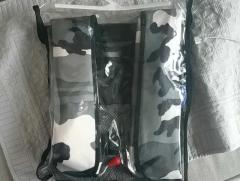 Manual Life Jacket Grey camo