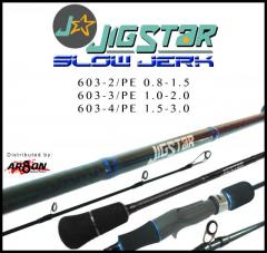 Jigstar Slow Jerk - 4 Rating Available #2#3#4#6