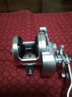 shimano ocea jigger 1501hg left hand crank~~sold out