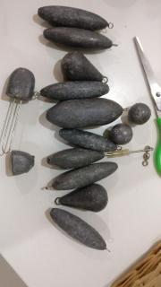 Assorted sinkers for free