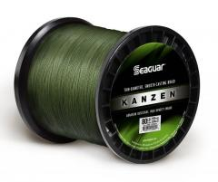 Seaguar Kanzen 2500-Yards Green Braided Line (BULK SPOOL)