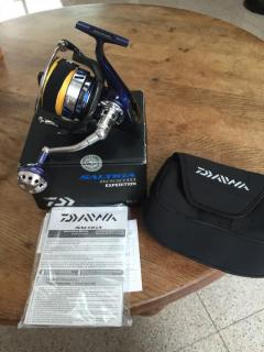 Daiwa Saltiga 8000H Expedition