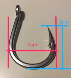 Jigging Hooks - Super Sharp and Strong