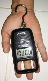 Mini Digital Weighting Scale Wholesale using AAA batt Brand new