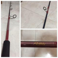 Ripple Fisher PE6 Spinning.