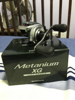 Shimano Metanium XG