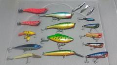 Mixed Lures (Used)