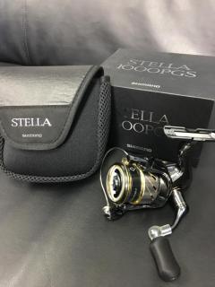 SOLD!!! 2014 Shimano Stella 1000 PGS