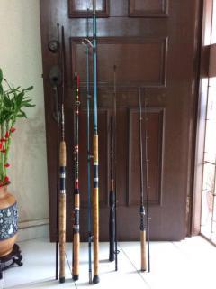 WTS: Fishing rods (Abu/Berkly)
