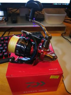 Daiwa Revros 2500R Fishing reel