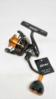 DMK Baby BlackWolf Size 1000 SW Spinning Reel