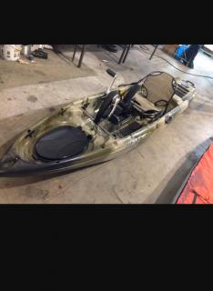 native watercraft mariner 10