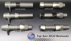 Fuji Reelseats Size 20/22 Types