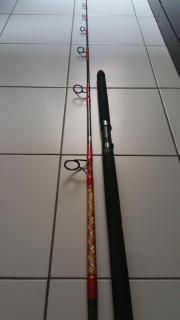 SEVENSEA AMOURCLAD GT 77EX POPPING ROD
