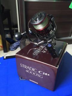 2016 Shimano Stradic 4000xg