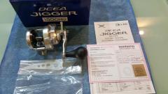 SELL: Mint Shimano Ocea Jigger 1500HG