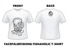 FISHAHOLIC T-Shirts