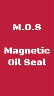 M.O.S - Magnetic Oil Seal.  For Daiwa Magsealed Reel, Mag Oil Replacement. watch video link.