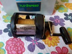 Shimano tld30 2 speed