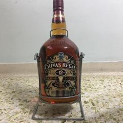 Alcohol massive clearance