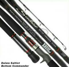 Daiwa saltist bottom commander