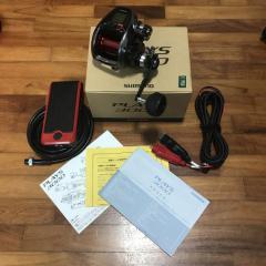 BNIB Shimano Plays 3000 Electric Reel (MIJ) Japan Model