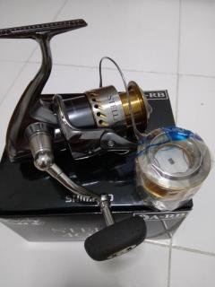04 Stella 4000 SR with BNIB spare spool