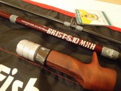 WTB:FishMan brist5'10 MXH