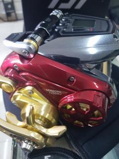 Daiwa Seaborg 1200MJ Electric Reel