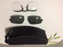 SOLD SOLD SOLD Rudy Project Rydon Polarised Photochromic Lens Sunglasses & Extras
