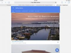 Raffles Marina membership for sale @ $2,888