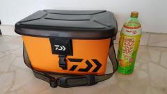 Daiwa Fishing Tackle Bag with Portable Upper Tray