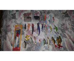 Assorted 2nd Hand Lures