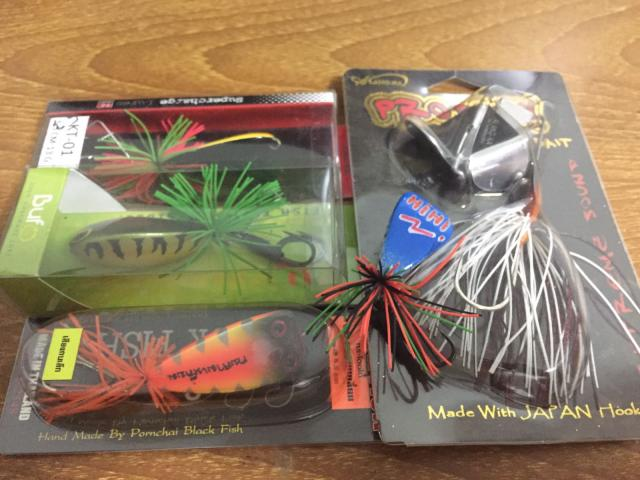Made in Thailand Jump Frog for Sale - FishingKaki com Classifieds